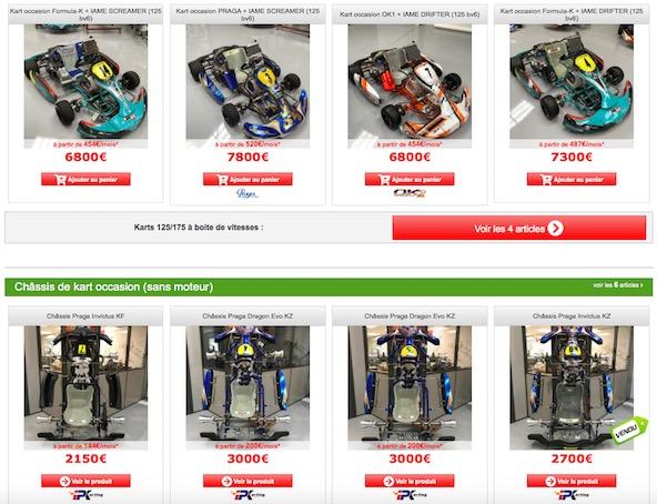 Occasion sur-mesure-Un nouveau service d Action Karting-3