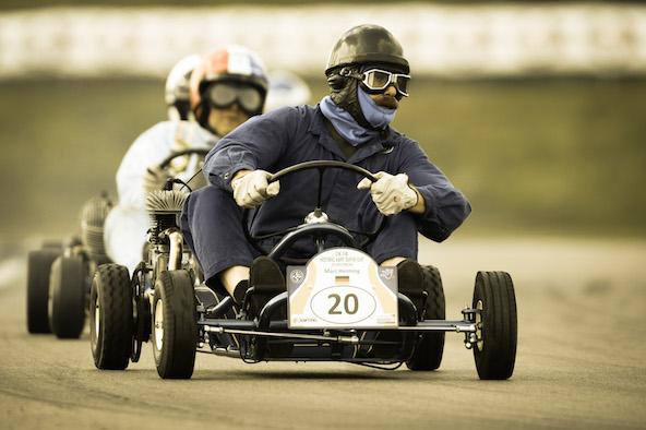 Succes assure pour la Super Coupe Historique CIK-FIA