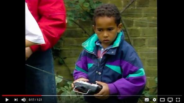 Video-Lewis Hamilton Un enfant avec un reve-2