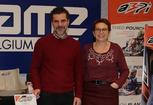 Thierry et Annabel Plantevin