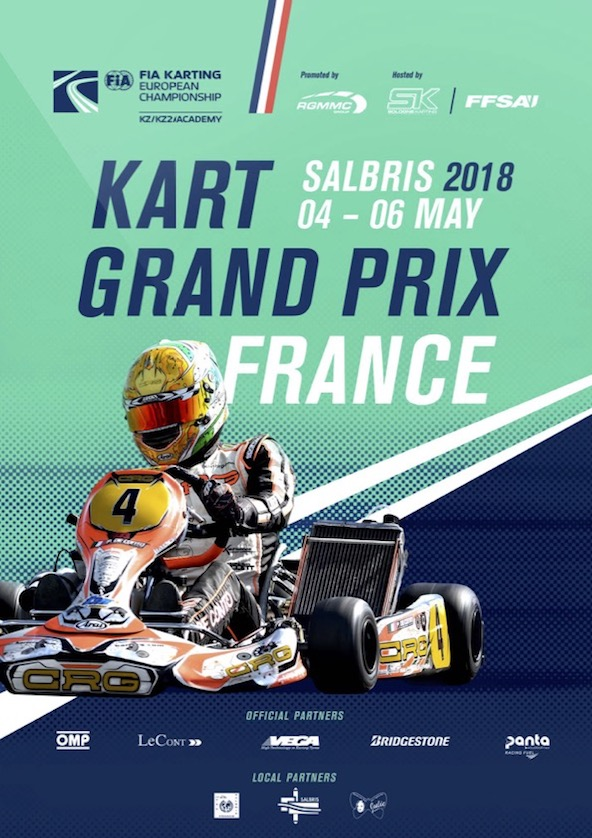 L appellation Grand Prix de retour en Europe et en France-1
