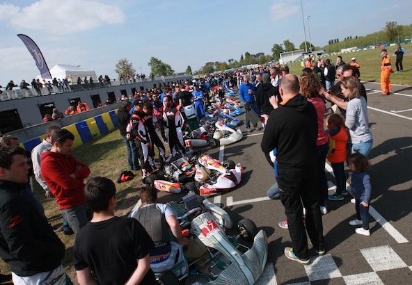 31 equipes engagees aux 24 Heures du Mans Karting