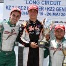 KZ2 Long Circuit: Le point dans les trois championnats
