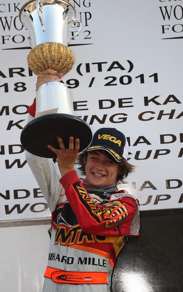 Kart Mag felicite Charles Leclerc pour sa titularisation chez Ferrari-3