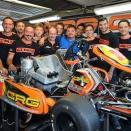 Nouvelle pole position pour l'usine CRG aux 24H du Mans