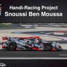 Snoussi Ben Moussa: Du Handikart aux 24H du Mans Auto?