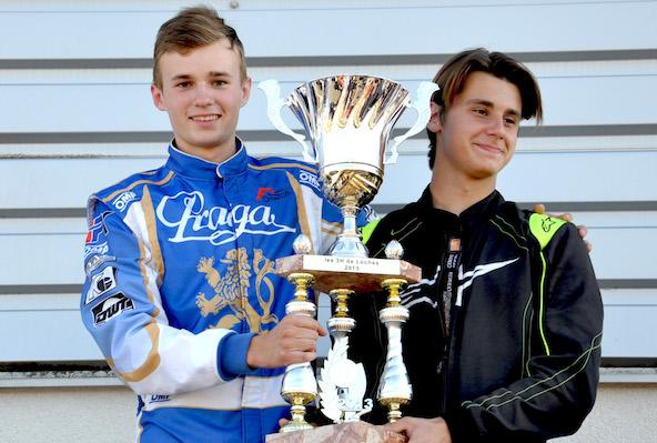 Les vainqueurs de l'endurance 2017