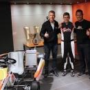 Adrien Renaudin devient officiel Sodi en KZ1