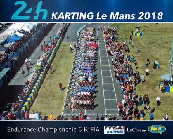 Decouvrez le magazine numerique des 24H du Mans Karting