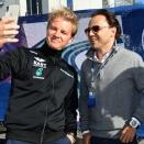 Du beau monde issu de la F1 au Mondial en Suède