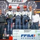 F4 France: Les kartmen encore à l'honneur en 2018