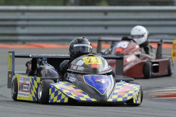 Superkart: Andreas Jost sacré Champion de France
