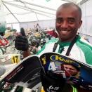 Une belle surprise pour Lorenzo Abo dans Kart Mag