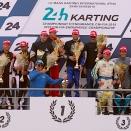 24 Heures du Mans: Victoire du Team LGB en Master