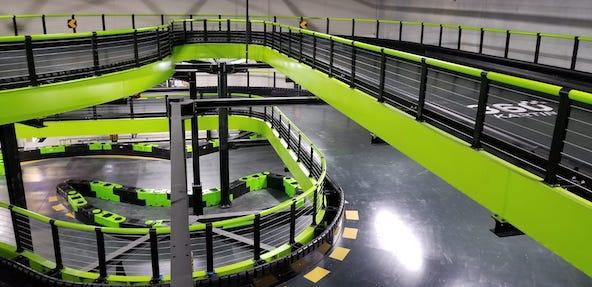D incroyables circuits indoor aux Etats-Unis-2