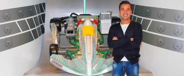 L equipe Gamoto rejoint Tony Kart pour le 60 Mini
