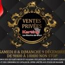 7 et 8 décembre: Ventes privées annuelles à La Roche de Glun