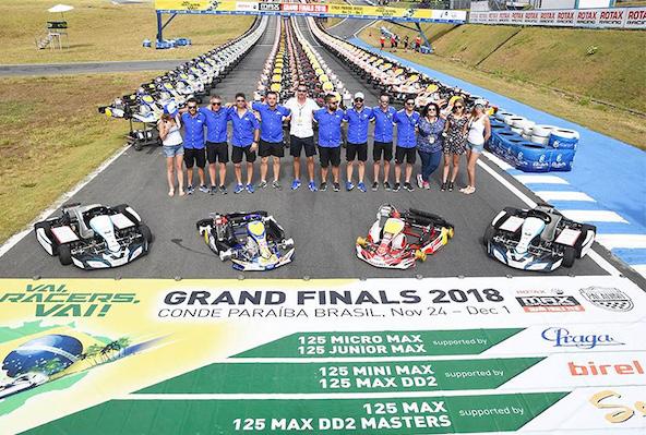 Déjà la 7e année pour Praga et IPK à la Finale Mondiale Rotax-1