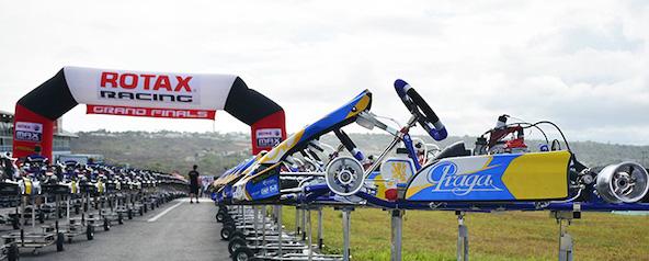 Déjà la 7e année pour Praga et IPK à la Finale Mondiale Rotax-2