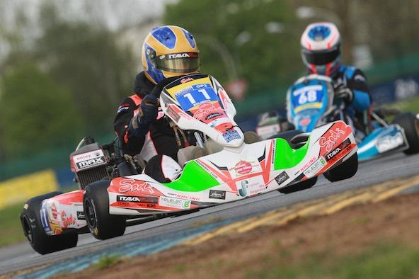 Team Belinois-Jac Kart, vainqueur en GP2