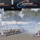Quatre épreuves FIA Karting en France en 2019