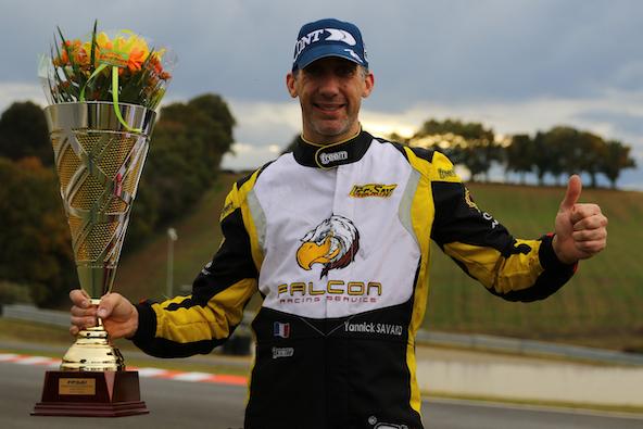 A noter que Yannick Savard a triomphé cette année avec un châssis Top Kart, d'abord équipé d'un moteur TM, puis d'un LKE, marque qui a aussi gagné la Coupe de France KZ2 Master à Anneville avec Julien Jehanne.