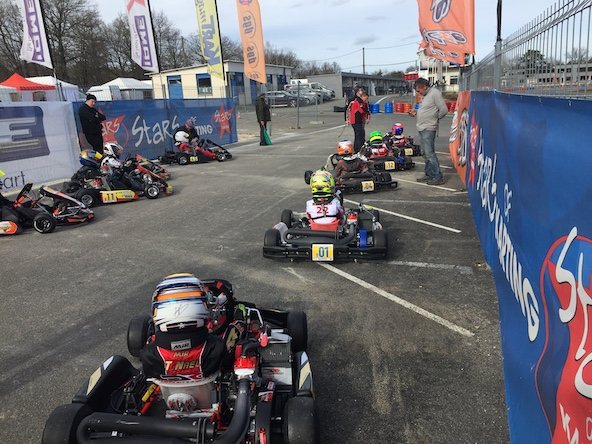 Open Kart 2019 à Salbris: un beau meeting en perspective