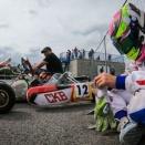 Championne de France, Léonie Claude met le kart entre parenthèses