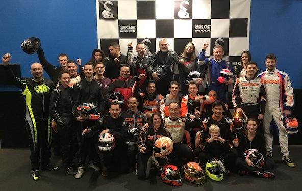 Kart Shop prepare sa saison 2019 au PKI-2