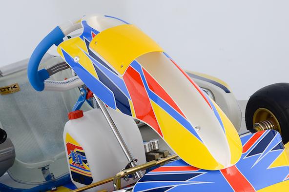 Le groupe OTK pret pour 2019 avec ses nouveaux chassis-4