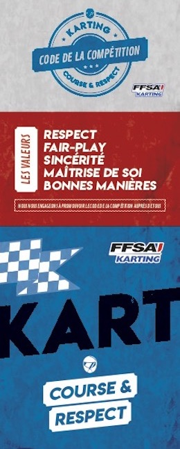 Rappel-Code de la competition FFSA-1