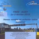 Rendez-vous au Mans pour le Troc Kart 2019 et du roulage