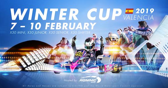 IAME Winter Cup a Valencia-Les Britanniques font la difference