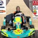 Le saut en kart avec Madeline Boisson, c'est ce week-end