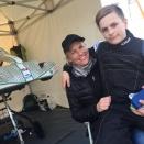 Open Kart: La première course pour Jonas Souloy