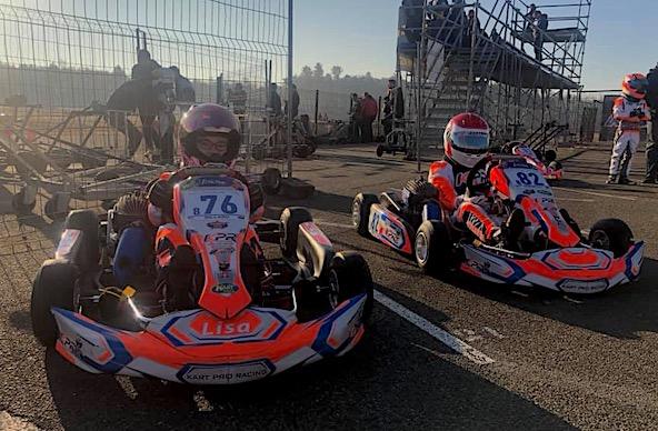 Open Kart a Salbris-Resultats essais chronometres-1