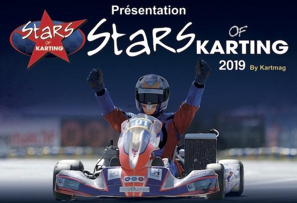 PRESENTATION STARS OF KARTING 2019