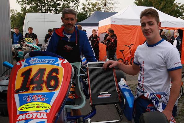 Après un petit passage chez Energy Corse en 2017, Paolo Besancenez retrouvera en 2019 son Sodi de la saison passée.