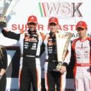 WSK Lonato KZ2: Bel exploit d'Adrien Renaudin