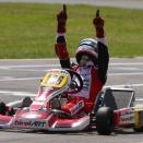 Davide Fore au volant en Championnats FIA Karting?