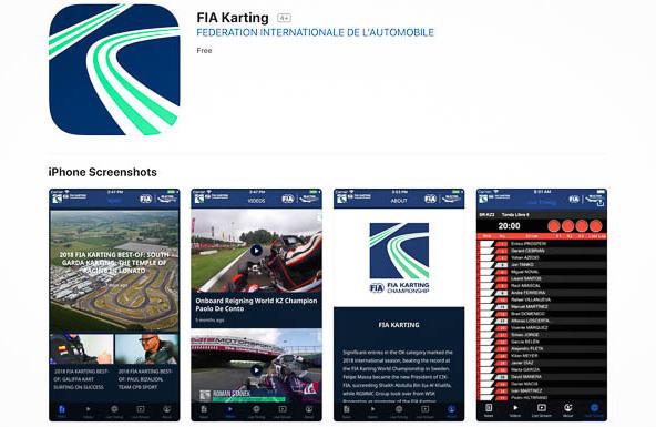 Du nouveau pour les Championnats FIA Karting 2019-2