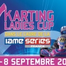La IAME Series mettra les filles à l'honneur en septembre