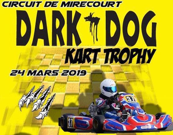 Le Dark Dog Trophy ouvrira la saison 2019 dans le Grand Est
