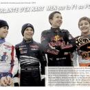 Le parcours karting des nouveaux venus en F1 dans Kart Mag !