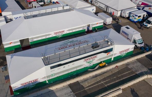 Le plateau de KZ2 sera releve ce week-end a la WSK a Sarno-2