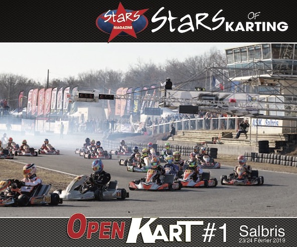 Open Kart a Salbris-Tous les resultats en images