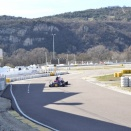 Pilotes et teams de retour à Valence, à l'Arena 45e