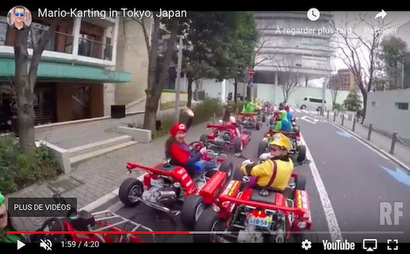 Rouler en Kart dans Paris dans la peau de Mario ou Luigi-3