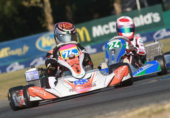 Une Coupe de France Rotax 2019 en Endurance