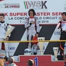 WSK La Conca: Premier succès en OK pour Gabriele Mini